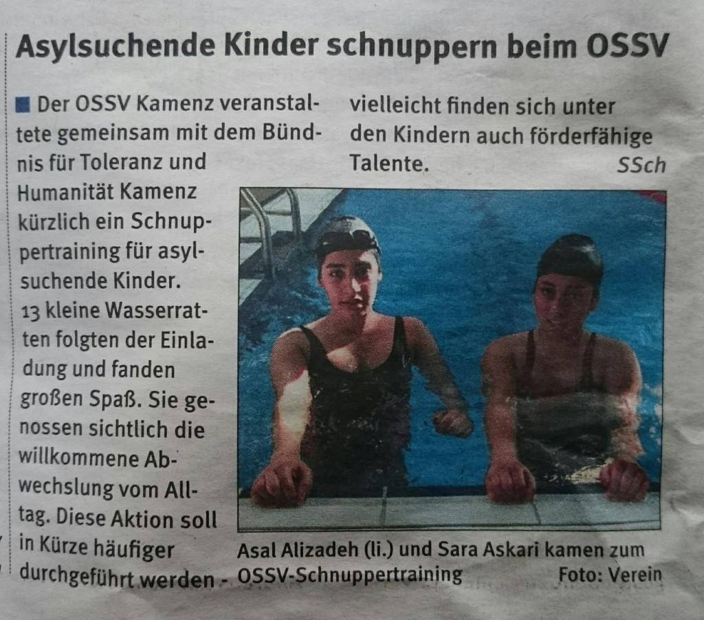 Bündnis+OSSV